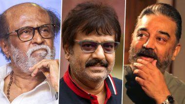 RIP Vivekh: Rajinikanth, Kamal Haasan, Suriya and Other Celebs Mourn the Loss of Veteran Actor