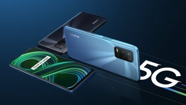 Realme 8 5G With MediaTek Dimensity 700 SoC & Triple Rear Cameras Launched
