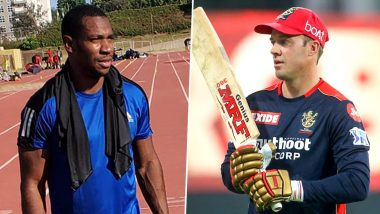 IPL 2021: De Villiers is on a Different Level, South Africa You Need This Man, Says Jamaica's Star Sprinter Yohan Blake