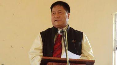 PC Zoram Sangliana, Former Congress MLA From Mizoram's Kolasib Constituency, Dies Due to COVID-19; CM Zoramthanga & Other Political Leaders Express Condolences