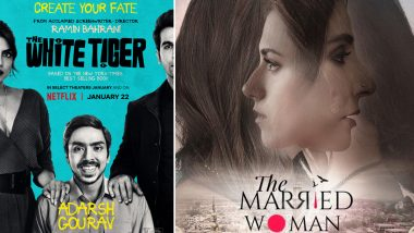 From Adarsh Gourav's The White Tiger to Monica Dogra's The Married Woman, Recent OTT Shows and Movies Adapted From Book