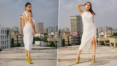 When Fatima Sana Shaikh Had Her 'City Girl' Mode On During Ajeeb Daastaans Promotions