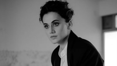 Taapsee Pannu: There Is No Industry Without Competition, Stress Today