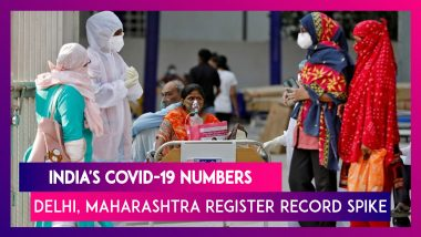 India Records 2.61 Lakh Covid-19 Numbers As Delhi, Maharashtra Report Biggest Single-Day Spike