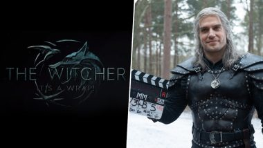 The Witcher Season 2: Its a Wrap for Henry Cavill's Netflix Show After 115 Days of Shooting (Watch Video)