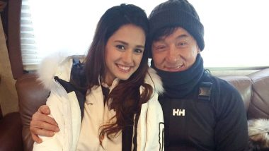 Jackie Chan Turns 67: Disha Patani Shares Throwback Pic With the 'Living Legend', Actress Extends Birthday Greetings to Kung Fu Yoga Co-Star