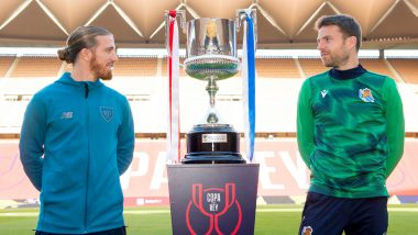 Athletic Club vs Real Sociedad, Copa Del Rey 2019-20 Final Live Streaming Online in IST: How To Get Basque Derby Telecast on TV in India With Live Football Score Updates