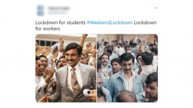 Weekend Lockdown Funny Memes and Jokes Go Viral, Netizens Use Humour to Cope With the COVID-19 Pandemic