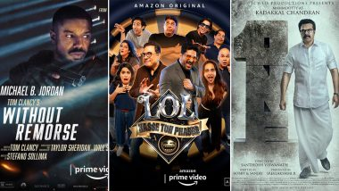 OTT Releases of The Week: Michael B Jordan's Without Remorse and Arshad Warsi, Boman Irani's LOL- Hasse Toh Phasse on Amazon Prime Video, Mammootty's One on Netflix and More