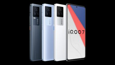 iQoo 7 5G, iQoo 7 Legend 5G Smartphones Launching Tomorrow in India; Expected Prices, Features & Specifications