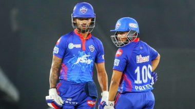 PBKS vs DC Dream11 Team Prediction IPL 2021: Tips To Pick Best Fantasy Playing XI for Punjab Kings vs Delhi Capitals, Indian Premier League Season 14 Match 29