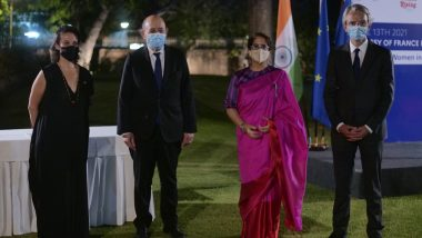 Producer Guneet Monga Conferred With the Second Highest Civilian French Honour (View Tweet)