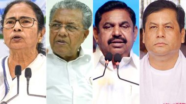 Live Streaming of Exit Poll Results 2021 for Assembly Elections in Assam, Kerala, Tamil Nadu, West Bengal and Puducherry: Watch the Post-Poll Prediction by Republic TV-CNX