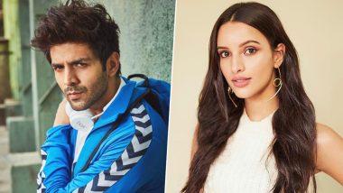 Kartik Aaryan To Romance Tripti Dimri in Filmmaker Sharan Sharma's Sports Drama - Reports