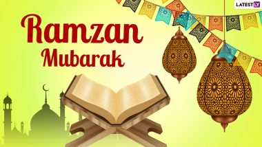 Ramadan Mubarak, Ramadan Kareem or Happy Ramzan, What Is the Proper Greeting for the Holy Month? Here Are Ramadan 2021 Wishes, Telegram Messages, HD Images, WhatsApp Stickers & GIFs to Send to Your Loved Ones