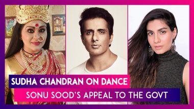 Sudha Chandran Calls Dance As The Reason Of Her Existence On International Dance Day; Sonu Sood Appeals To Govt To Provide Free Education To Kids Who Lost Their Parents During Covid-19