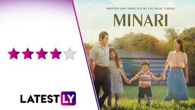 Minari Movie Review: A Poignant, Heartbreaking Showcase of the Failure of the American Dream (LatestLY Exclusive)