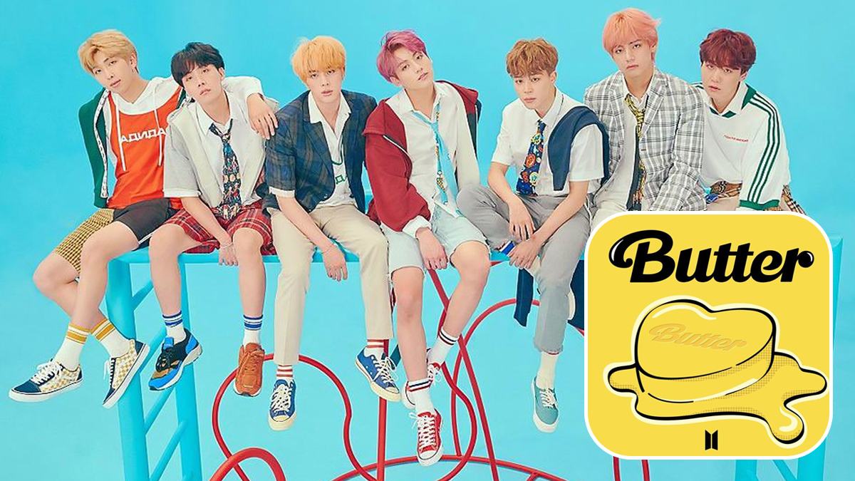 BTS 'Butter' Melts For One Hour K Pop Video Gets Over 20 Million ...