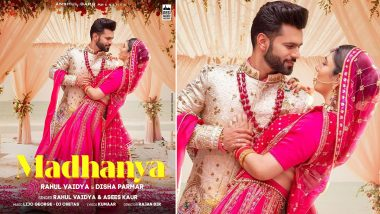 Rahul Vaidya-Disha Parmar's Music Video 'Madhanya' To Release on April 18!