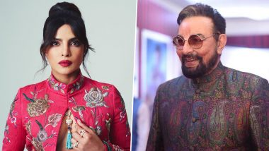 Priyanka Chopra to Launch Kabir Bedi's Autobiography on April 19 (View Post)