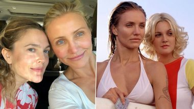 Cameron Diaz Talks About the Special Bond She Shares With Her Best Friend and Charlie's Angels Co-Star Drew Barrymore