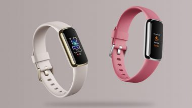 Fitbit Luxe Premium Fitness Tracker Launched in India at Rs 10,999