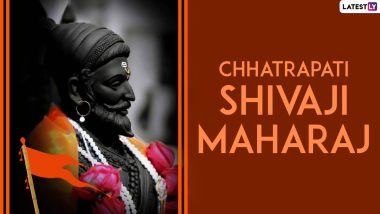 Chhatrapati Shivaji Maharaj Punya Tithi 2021 Quotes and HD Images: WhatsApp Stickers, Facebook Photos, Telegram Messages and SMS to Send on Shivaji Maharaj's 341st Death Anniversary