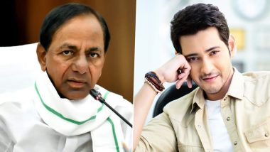 CM KCR Tests Positive For COVID-19; Mahesh Babu Wishes Telangana Chief Minister a Speedy Recovery