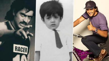 Ajith Kumar Birthday Special: 8 Throwback Pictures of Valimai Star That Will Leave You Stunned!