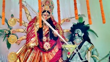 Chaitra Navratri 2021 Aarti & Bhajans: From 'Jai Ambe Gauri' to 'Ambe Tu Hai Jagdambe Kali' Devotional Artis to Celebrate Navdurga Festival