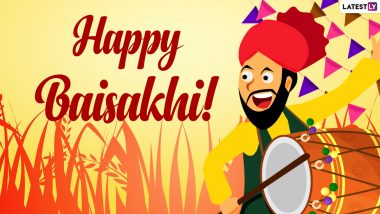 Baisakhi 2021 Wishes in Punjabi: Greetings, WhatsApp Messages, HD Images And Wallpapers to Download And Share on Vaisakhi