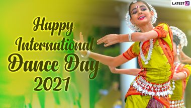 International Dance Day 2021 Wishes & Greetings: Dance Quotes, Videos, Messages, HD Images, Memes & GIFs Take over Twitter