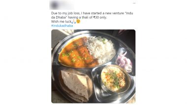 Is 'Indu Ka Dhaba' a New Social Media Eye Wash? Users Question Authenticity of the Post by Kanpur Makeup Artist