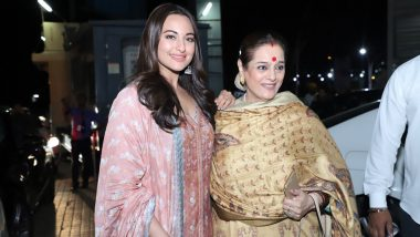 Sonakshi Sinha: My Biggest Critic Has to Be My Mom and She Has Always Been Bang-On