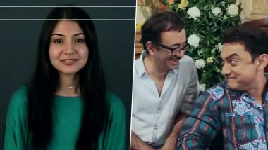Anushka Sharma's Audition Tape For 3 Idiots Goes Viral, Here's Why Rajkumar Hirani Didn't Cast Her In The Film (Watch Video)