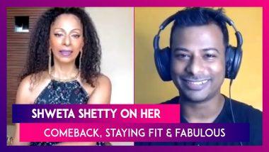 '90s Pop Star Shweta Shetty Is Back With 'Jalne Mein Hai Mazaa': Exclusive Interview!