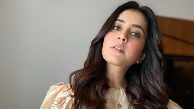 Thank You: Raashii Khanna Is Excited To Shoot in Sync-Sound Set Up for Her Upcoming Telugu Film