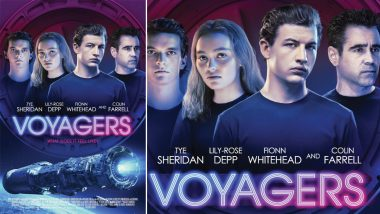 Voyagers: Colin Farrell's Sci-Fi Film to Release in India on April 16