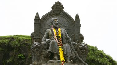 Chhatrapati Shivaji Maharaj 341st Punyatithi Date and History: Know Significance of the Day to Observe the Death Anniversary of the Maratha Warrior