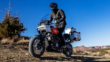 Harley-Davidson Pan America 1250 Adventure Bike Launched in India; Check Prices, Features & Specifications