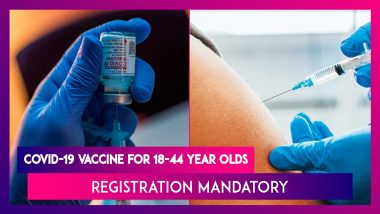COVID-19 Vaccine For 18-44 Year Olds: Registration Mandatory, No Walk-Ins Allowed