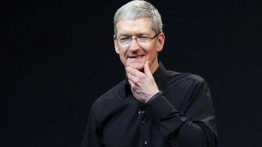 Apple CEO Tim Cook Reportedly Contacts US House Speaker Nancy Pelosi, Warns of Antitrust Legislation Pitfalls