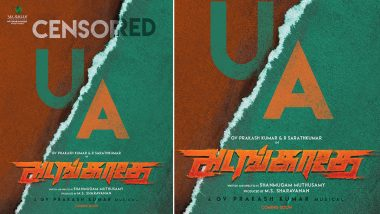 Adangathey: GV Prakash And Surbhi's Movie Gets A U/A  Certificate; Will Have A Theatrical Release