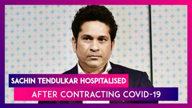 Sachin Tendulkar Hospitalised As Precautionary Measure After Contracting COVID-19, Mumbai Records 11,000 Cases