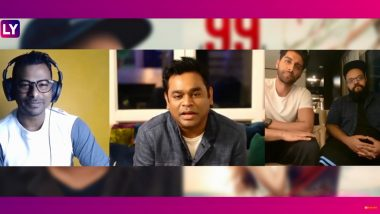 AR Rahman Speaks to LatestLY on 99 Songs, When He Pulled a Viral Prank on an Anchor And His Love for Music (Watch Exclusive Video)