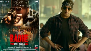 Radhe Review: Salman Khan-Disha Patani's Action Film Gets Mixed Reactions From Netizens (View Tweets)