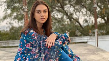 Aditi Rao Hydari Opens Up About Why 'Sardar Ka Grandson' Is a Special Film for Her