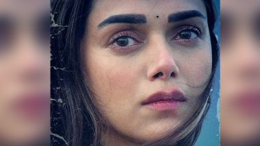 Maha Samudram: Aditi Rao Hydari Reveals Her First Look From the Telugu Film! (View Pic)