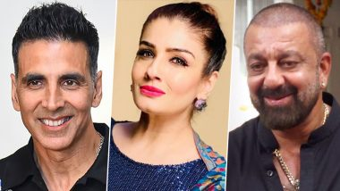 Ram Navami 2021: Akshay Kumar, Raveena Tandon, Sanjay Dutt and Other Celebs Extend Warm Wishes to Fans on the Auspicious Occasion!