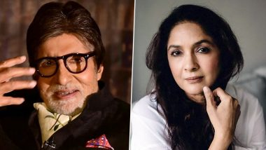 Goodbye: Amitabh Bachchan Recommended Neena Gupta's Name After Seeing Her Performance in Badhaai Ho